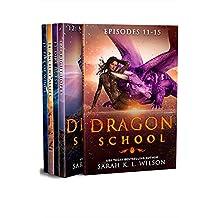 Dragon School: Episodes 11-15 (Dragon School Omnibus Book 3)