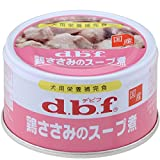 デビフ缶 鶏ささみのスープ煮 85g×24缶