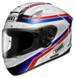 ショーエイ(SHOEI) X-TWELVE LASECA(ラセカ) TC-2(BLUE/WHITE) XL (61-62cm)