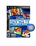 Sing It Family Hits Bundle(street Date 08-03-10)