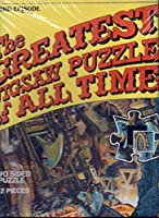 Third Episode The Greatest Jigsaw Puzzle of All Time by Buffalo Games [並行輸入品]