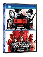 Django Unchained/Inglourious Basterds Double Feature (P=ef/Eng [並行輸入品]