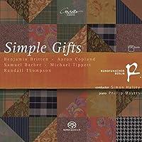 Simple Gifts: Women S Choir & Piano