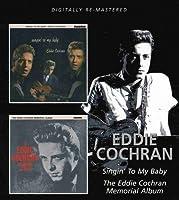 SINGIN' TO MY BABY / THE EDDIE COCHRAN MEMORIAL ALBUM (11 COPIES)