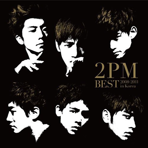 2PM BEST ~2008-2011 in Korea~(初回生産限定盤A)(DVD付)