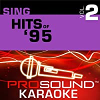 Sing Hits Of 95 Vol. 2 [KARAOKE]