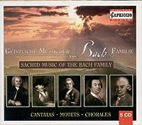 Bach Family: Sacred Music