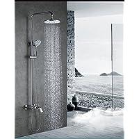 Bath部屋withシャワー – 関数のクロムシャワーミキサー