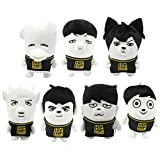 防弾少年団BTS HIPHOP MONSTER CHARACTER DOLL キャラクター人形 JIMIN 1種のみ  BTS公式グッズ