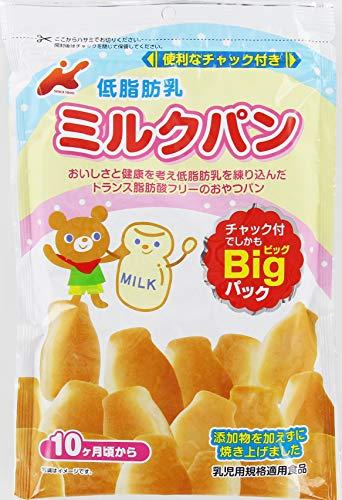 カネ増製菓 低脂肪乳ミルクパン 95g ×12袋
