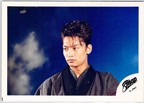 SMAP・【公式写真】・香取慎吾・・ジャニーズ生写真【スリーブ付 k 4