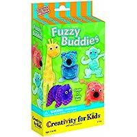 Creativity for Kids Fuzzy Buddies [並行輸入品]