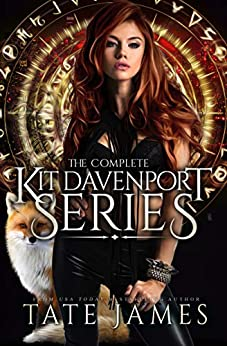 Kit Davenport: The Complete Series by [James, Tate]