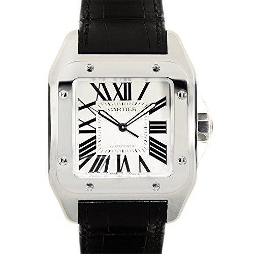 [カルティエ]CARTIER 腕時計 W20073X8 ホワイ...