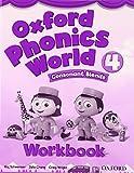 「Oxford Phonics World: Level 4: Workbook」のサムネイル画像