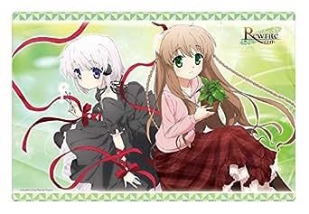 ブシロード ラバーマットコレクション Vol.51 TVアニメ Rewrite 『篝&小鳥』