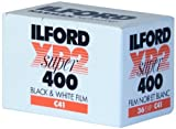 4 X Ilford XP-2 Super 400 135-36 Black & White Film by Ilford [並行輸入品]