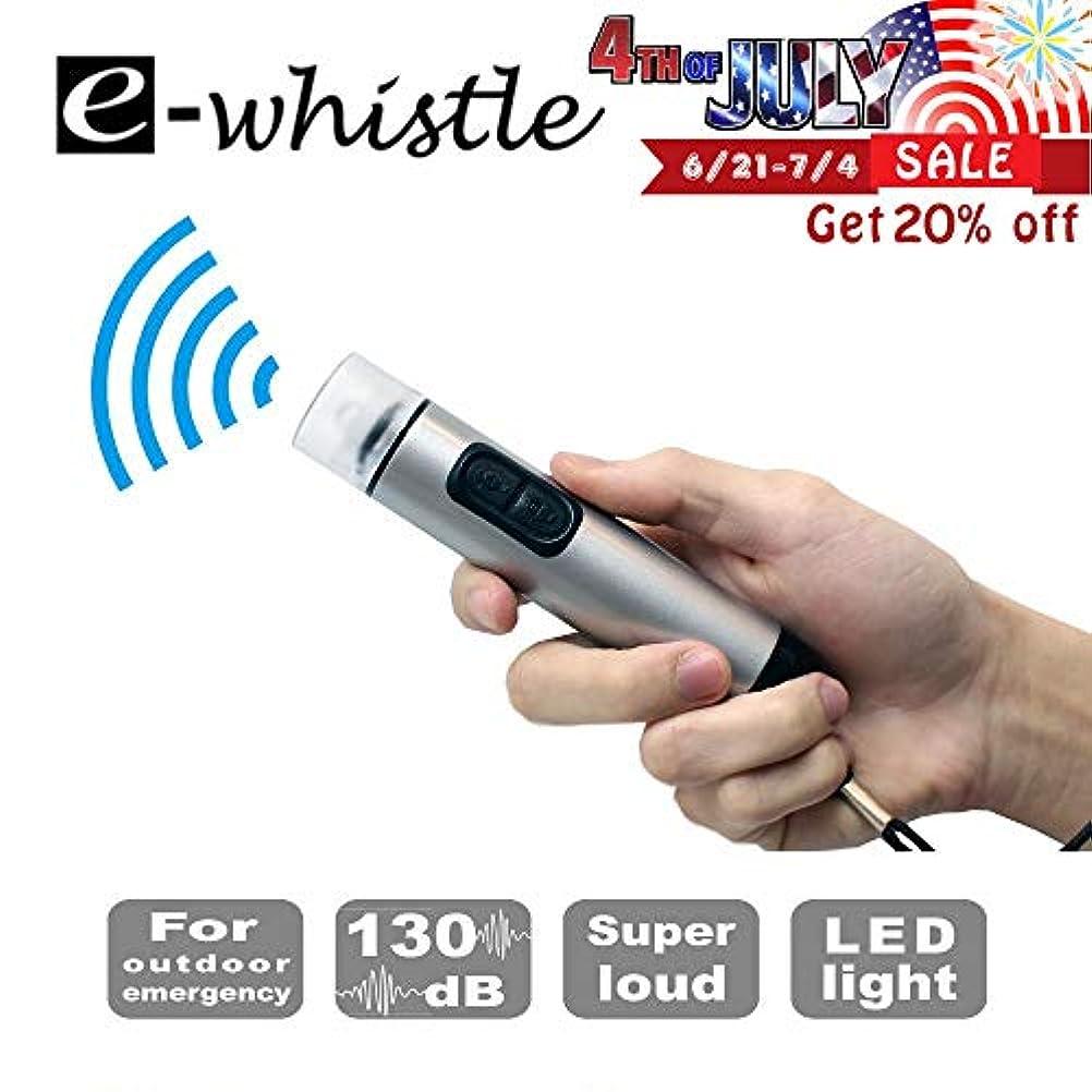 限界推測する余分なe-whistle 電子ホイッスル | ハイキング キャンプ 自己防衛 スポーツアクティビティ | 超大音量