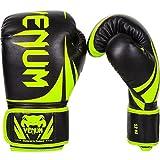 【VENUM】 ボクシンググローブ Challenger2.0 (チャレンジャー) Boxing Gloves (ネオイエロー) (8oz)