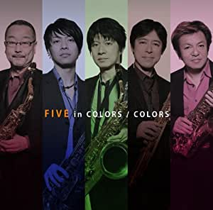 FIVE in COLORS