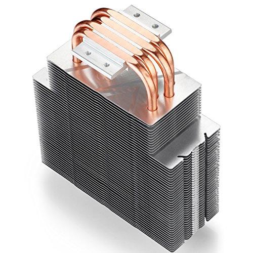 Deepcool GAMMAXX 400 Blue 74.34 CFM CPU Cooler