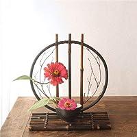 花かご 花バスケット 籐バスケット 籐鉢(17060120)