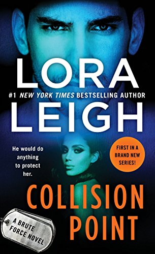 Collision Point: A Brute Force Novel (English Edition)