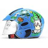 Meet now 子供用スポーツヘルメット自転車スケートスキー安全保護調節可能サイズ快適に着用 品質保証