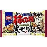 亀田製菓 亀田の柿の種 黒七味味 182g×12個入り (1ケース)