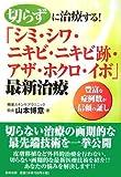 切らずに治療する!「シミ・シワ・ニキビ・ニキビ跡・アザ・ホクロ・イボ」最新治療―豊富な症例数が信頼の証し