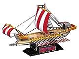 青島文化教材社 オールドタイムシップス No.01 ギリシャの軍船