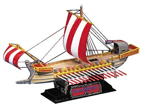 オールドタイムシップス No.01 ギリシャの軍船