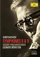ショスタコーヴィチ:交響曲 第6番・第9番 [DVD]