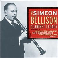 Simeon Bellison Clarinet