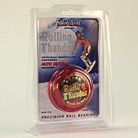 Black Mamba Rolling Thunder Yo-Yo - Collectible - Red by Black Mamba [並行輸入品]