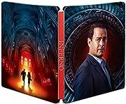 【Amazon.co.jp先行販売】インフェルノ ブルーレイ スチールブック仕様 (初回生産限定) [Steelbook] [Blu-ray]
