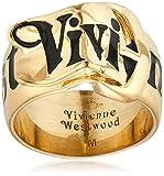 [ヴィヴィアンウエストウッド] 真鍮 リング 64040096/R124 M 小 13.5号