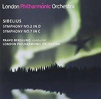 Sibelius: Symphonies No. 2 in D, & No. 7 in C by JEAN SIBELIUS (2005-11-15)