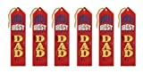 Best ワールドギフトでお父さん - Beistle ar121r World 's Best Dad Award Ribbons、2 Review