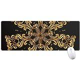 イスラムのアッラー信仰の巡礼の装飾 ノンスリップゴムパッドのゲームマウスパッドプレゼント
