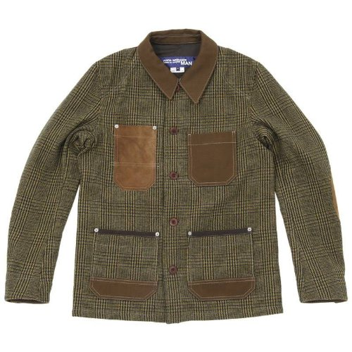 【2012】Glen Check Tweed Blazer ジュンヤワタナベ・コムデギャルソン・マン