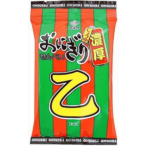 おにぎりせんべい乙 1袋(45g)×3袋