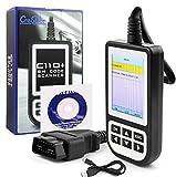 【最新版】BMW・MINI コードスキャナー ver4.5 故障診断機 C110+ Code Scanner コードリーダー [並行輸入品]
