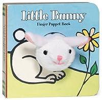 Little Bunny: Finger Puppet Book (Little Finger Puppet Board Books) by Chronicle Books ImageBooks(2006-12-14)