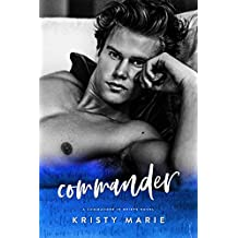 Commander: A friends to lovers sports romance.