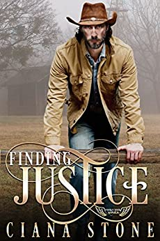 Finding Justice (Honky Tonk Angels Book 2) by [Stone, Ciana]
