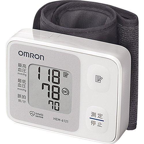 オムロン デジタル自動血圧計 手首式 H...
