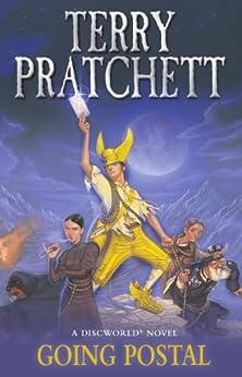 Going Postal: (Discworld Novel 33) (Discworld series) by [Pratchett, Terry]