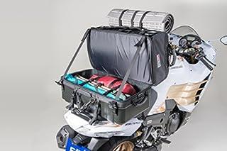 タナックス MOTOFIZZ グランド シートバッグ ブラック 容量70ℓ(上部40ℓ/下部30ℓ) MFK-222