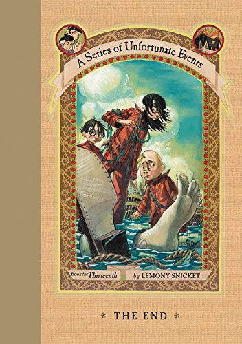 The End (A Series of Unfortunate Events, No. 13)の詳細を見る